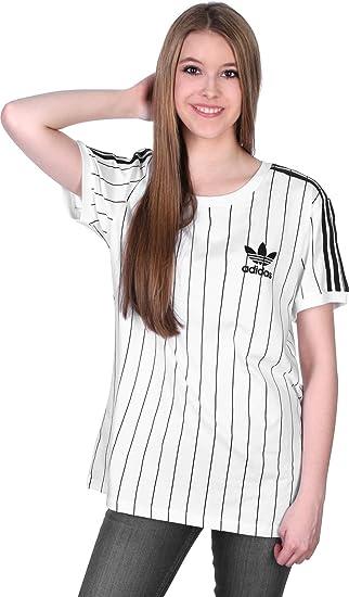 adidas 3 stripes w t-shirt