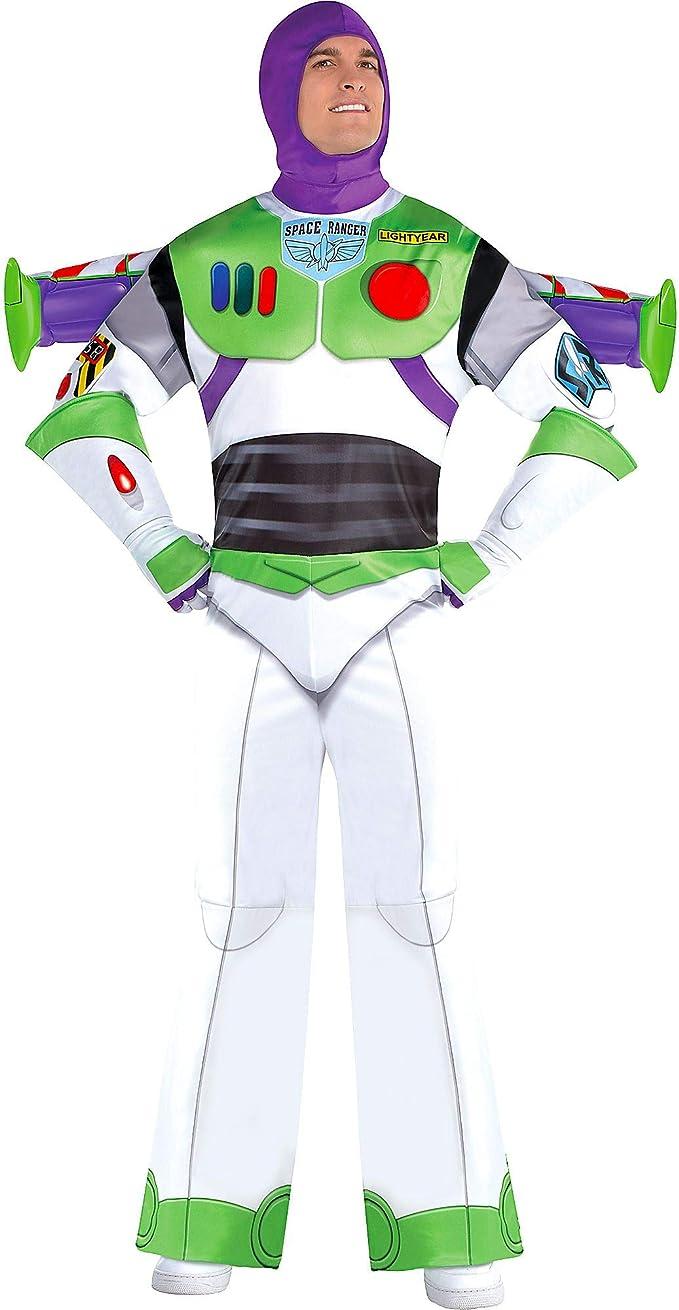 Party City Buzz Lightyear Disfraz de Halloween para Hombres, Toy ...
