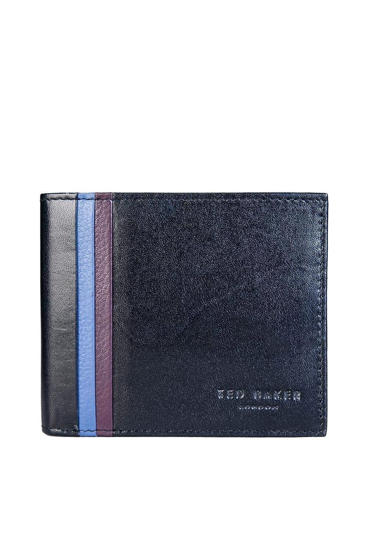 Ted Baker Mens Cardholder Wallet DC8M//GG11//HOOMS Size ONE SIZE Black