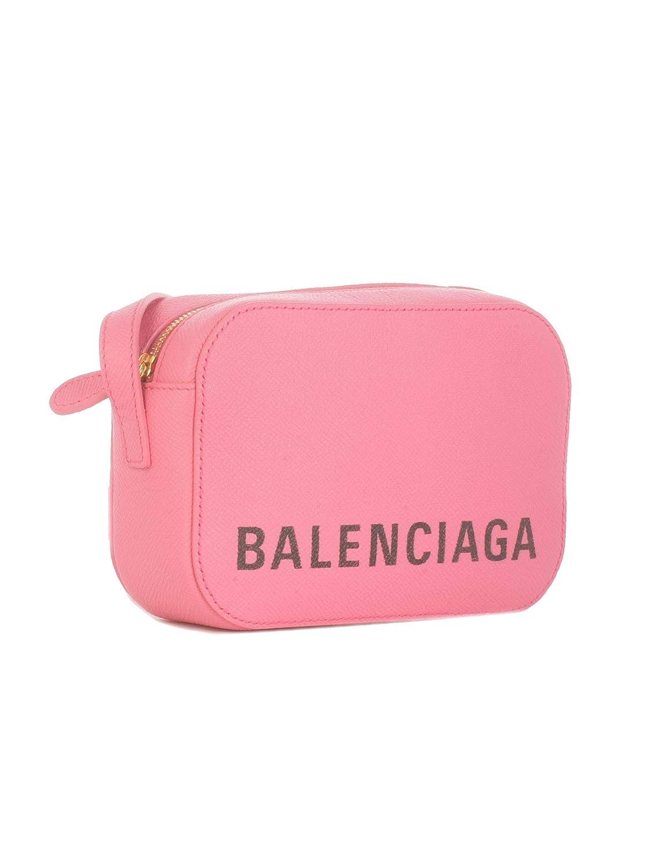 db41811aa8 Balenciaga Borsa A Spalla Donna 5581710Otdm5560 Ecopelle Rosa: Amazon.it:  Abbigliamento