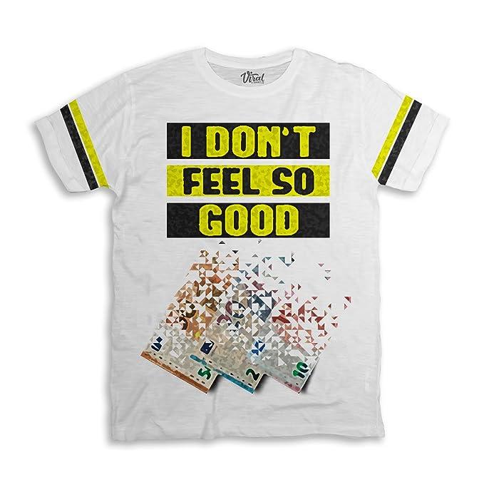 4d9efbd8a8 Viral T-shirt I Don'T Feel So Good -Avengers- Infinity War - pixe ...