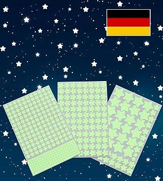 Paraboo Etoiles Phosphorescentes Et Autocollants Lumineux, Stickers Muraux  Beaux Ou Stickers Muraux Pour Enfants Et