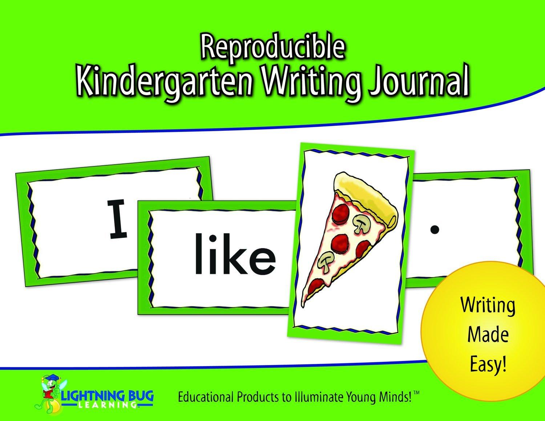 Read Online Reproducible Kindergarten Writing Journal ebook