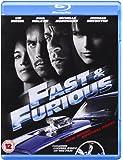 Fast & Furious [Blu-ray] [Region Free]