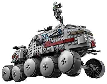 Image Unavailable. Image not available for. Color: LEGO Star Wars Clone Turbo Tank ...