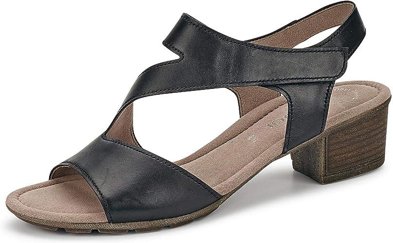Gabor Sandals, 30 - 50 mm, black