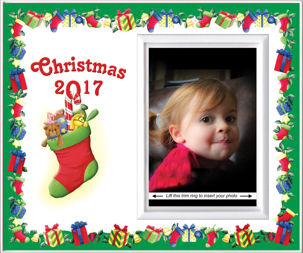 Christmas 2017 Sock- Picture Frame Gift