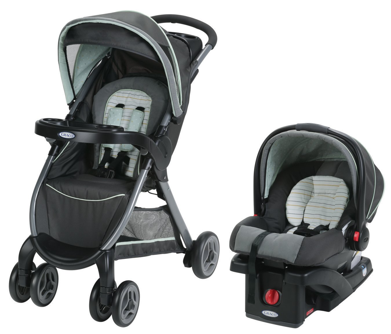 Graco FastAction Travel