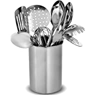 Stainless Steel Kitchen Utensil Set (Mirror Finish)