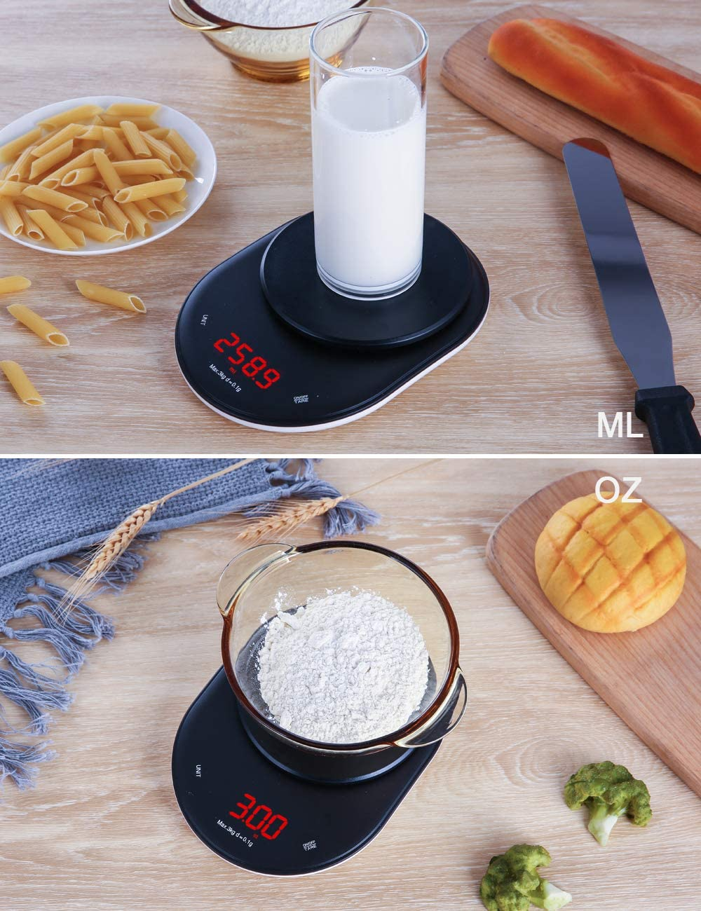 50% Off Coupon – Digital Kitchen Food Scale