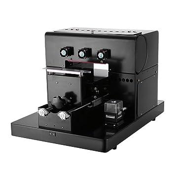 Amazon.com: vevor A4 UV Impresora UV Impresora Máquina 6.5 x ...