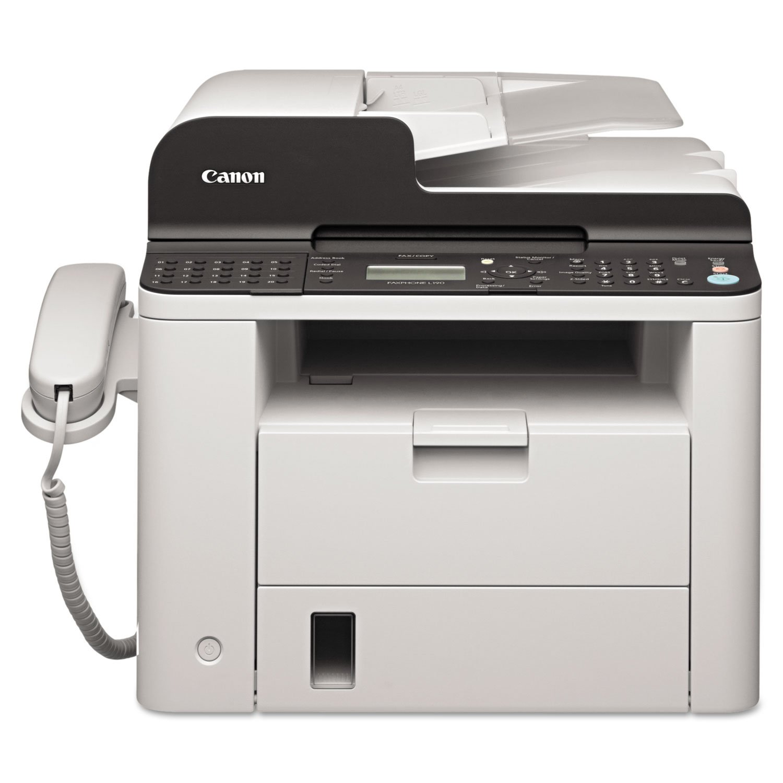 Canon FAXPHONE L190 Laser Fax Machine, Copy/Fax/Print (CNM6356B002) by Reg