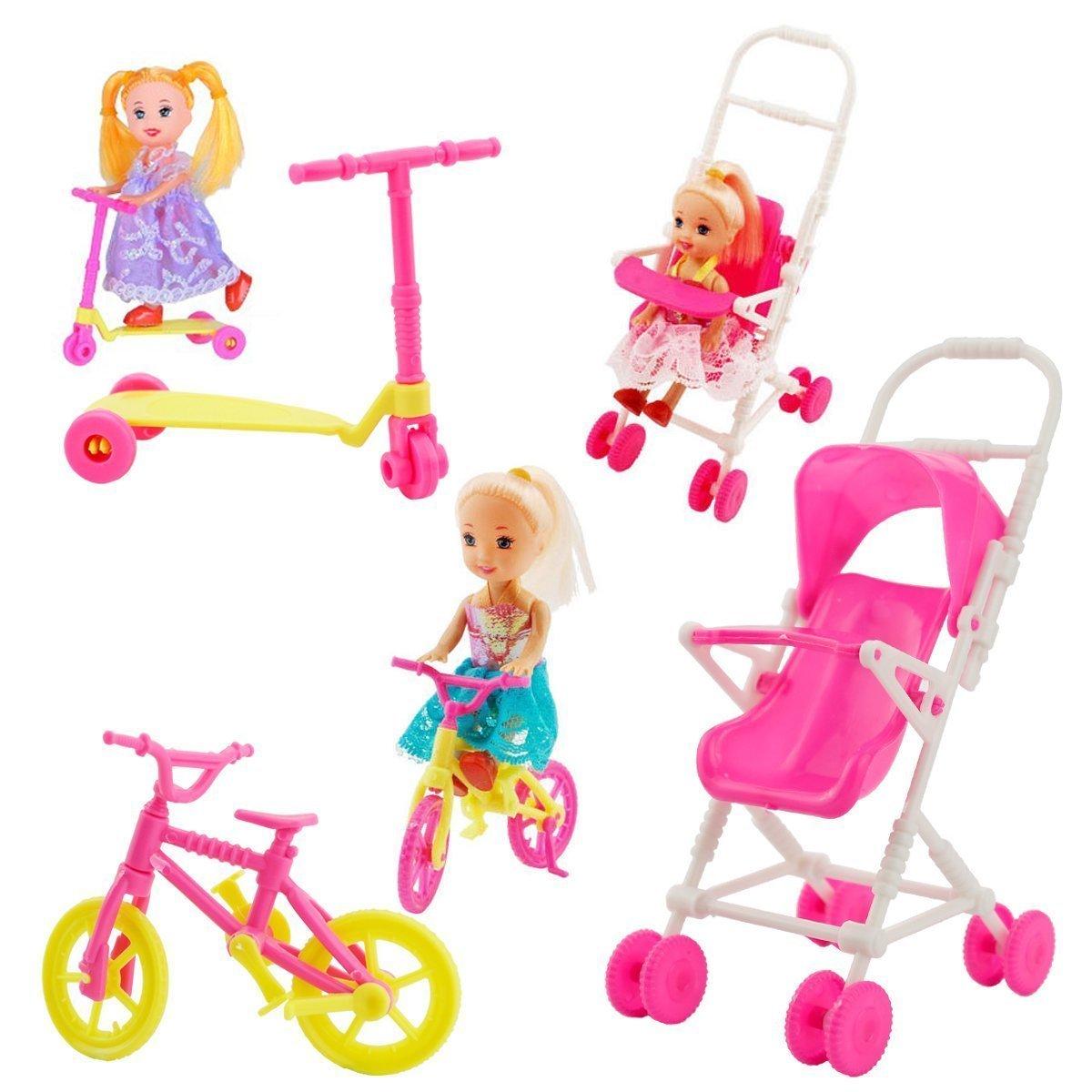 Accesorios mu/ñecas Barbie 16 pcs Verano Faldas Vestidos /& 98 Accesorio de Barbie Navidad Regalo de cumplea/ños para ni/ñas Mattelsen Accesorios de Vestir para Barbie