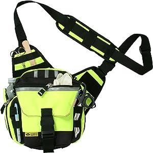 Safety Depot Push Pack Gear Bag Hi-Vis