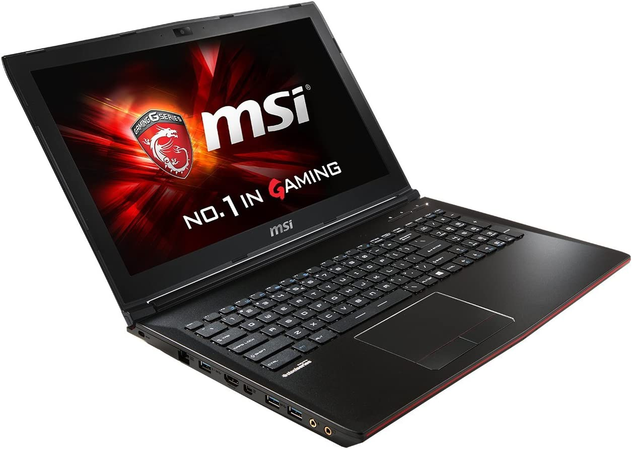 "MSI GP62 Leopard Pro-002 Gaming Laptop (Windows 8.1, Intel Core i7-5700HQ, 15.6"" LED-lit Screen, Storage: 1 TB, RAM: 8 GB) Leopard Pro"