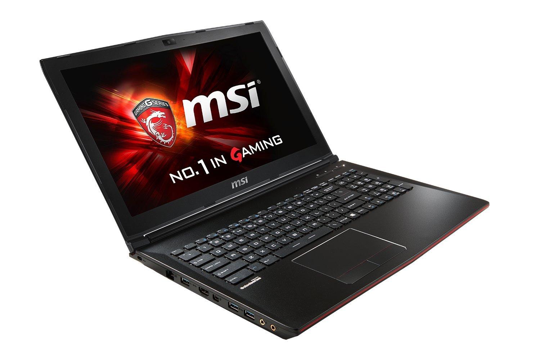 MSI GP62 Leopard Pro-002 Gaming Laptop Windows 8.1, Intel Core i7-5700HQ, 15.6 LED-lit Screen, Storage 1 TB, RAM 8 GB Leopard Pro