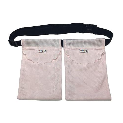Amazon.com: Yesito Mastectomy bolsa de drenaje y cinturón de ...
