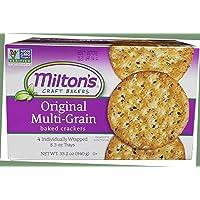Milton's Multigrain Cracker Net Wt (33.2 Oz), 33.2 Ounces