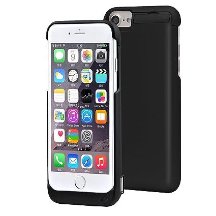 Funda Batería iPhone 6 / 6s iPhone 7, 5500mAh Cargador ...
