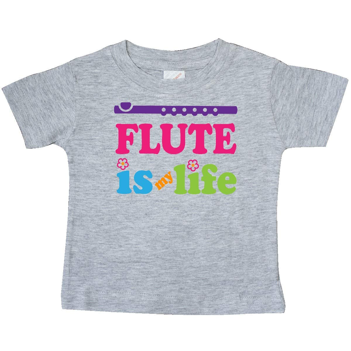 inktastic Flute Music Band Gift Baby T-Shirt