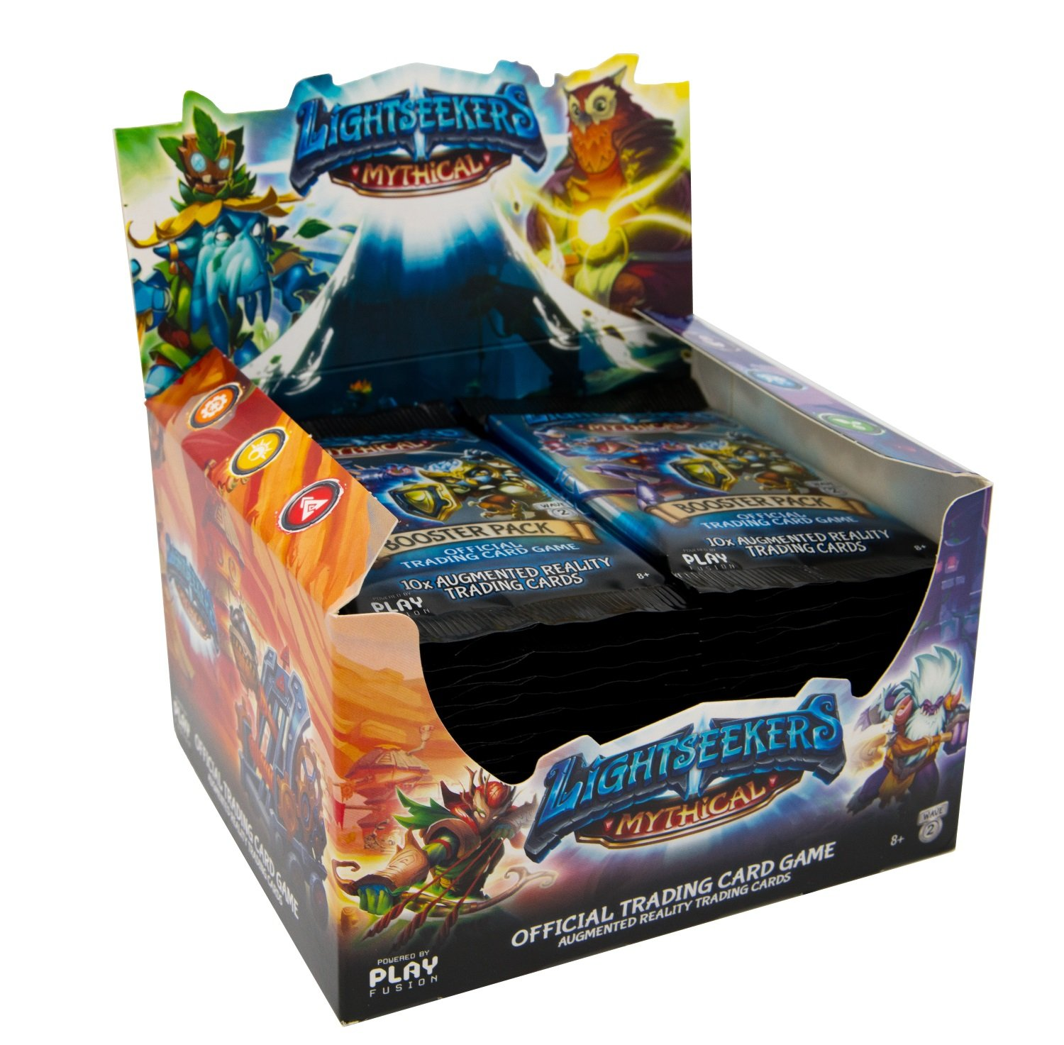 Lightseekers Mythical Booster Display 40 Qty PlayFusion PLFL82001