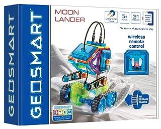 Smart Games 250098 Moon Lander Toy, 31 Piece Pierre Belvedere- Toys