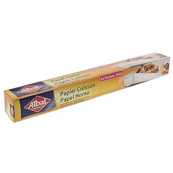 Albal - Papel horno - 8 x 0,38 m, paquete de 2 unidades: Amazon.es ...