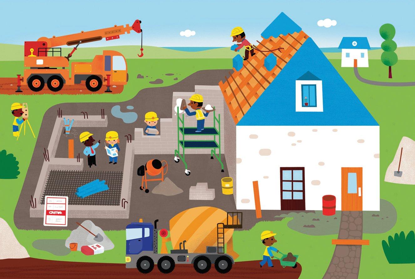 Construction Sites (Magnetology)