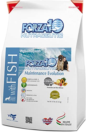 Forza10 Dry Dog Food Maintenance Evolution