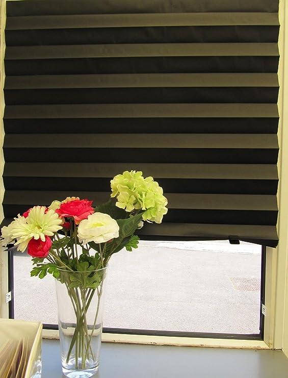 Unidades 6 x Blackout Blinds en una caja - persiana de papel temporal: Amazon.es: Hogar