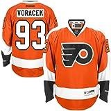 Reebok Philadelphia Flyers Jakub Voracek #93 NHL Jersey Home