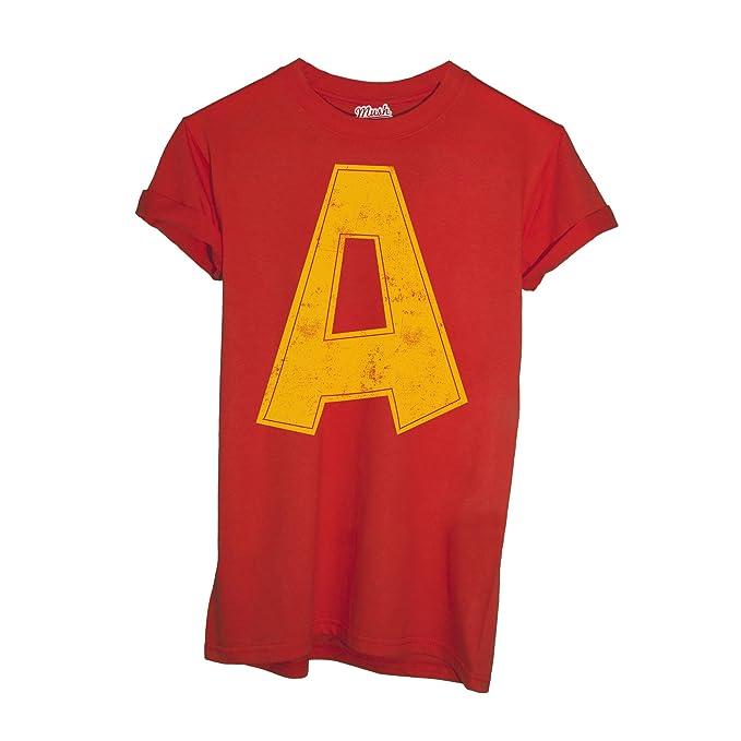 maglietta alvin superstar
