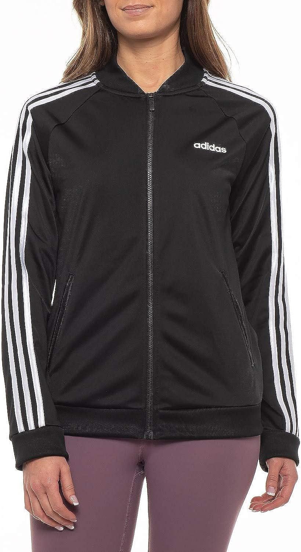 adidas Men/'s Tricot Track /'17 Large Black//White//White