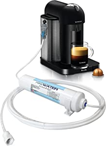 Inline Water Filter Kit for Nespresso Coffee Brewers