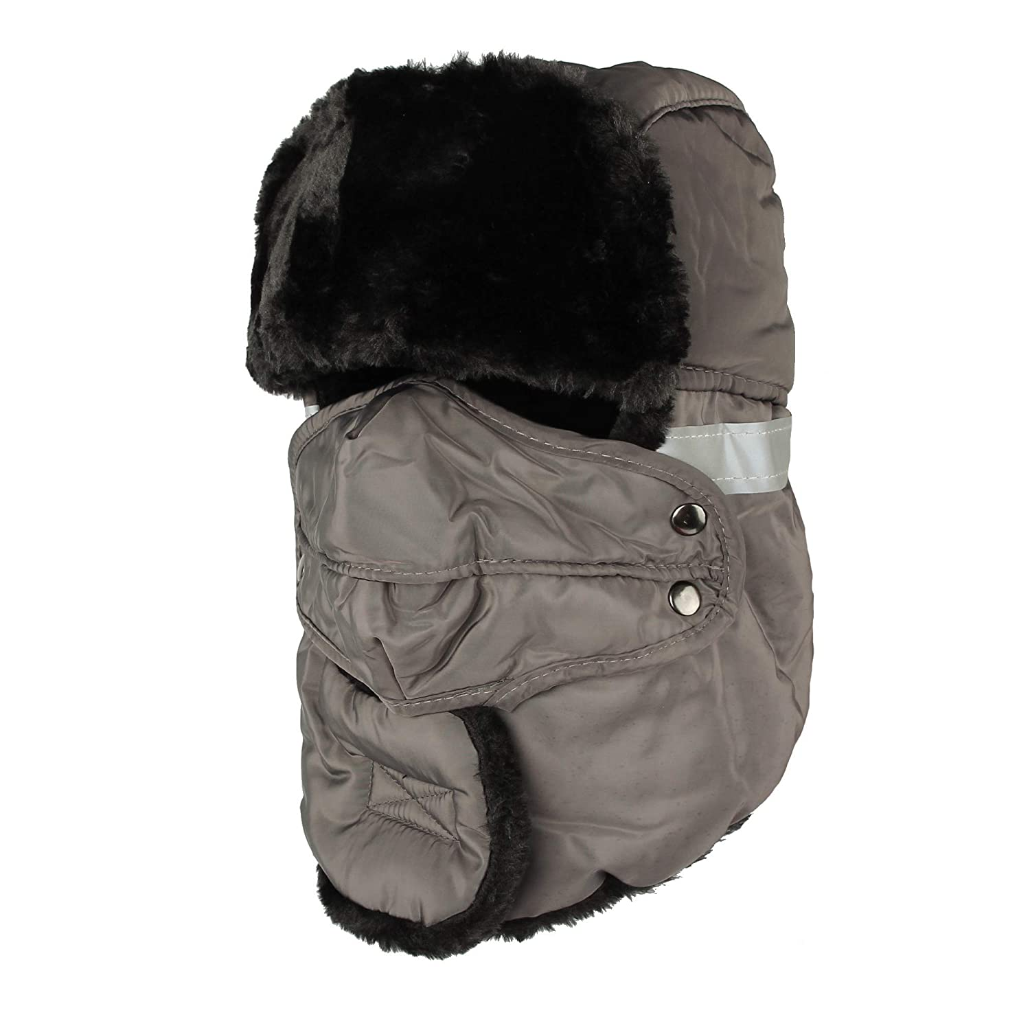 WITHMOONS Winter Trapper Russian Hat Earflaps Windproof cap AZT0014