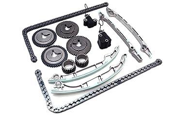 Amazon.com: 04-09 NISSAN   INFINITI 5.6L VK56DE DOHC ENGINE ... on