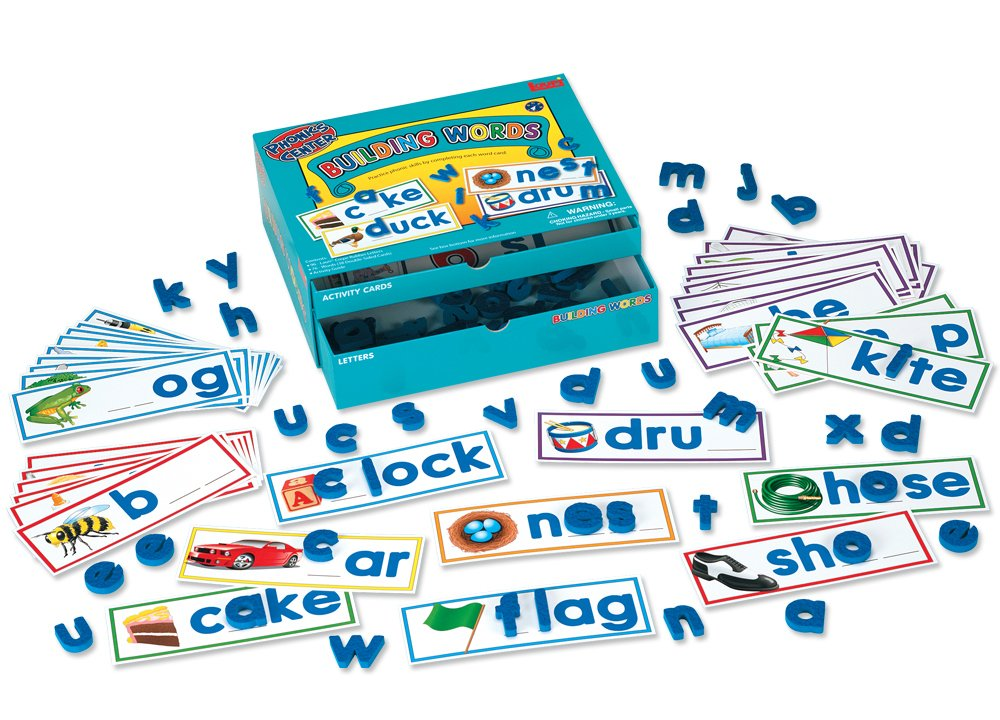 phonics word building word work Classroom activities