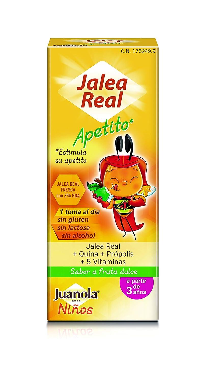Juanola Jalea Apetito - 150 ml: Amazon.es: Salud y cuidado personal