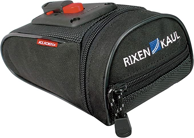 Rixen /& Kaul Satteltasche KLICKfix Micro-100 schwarz