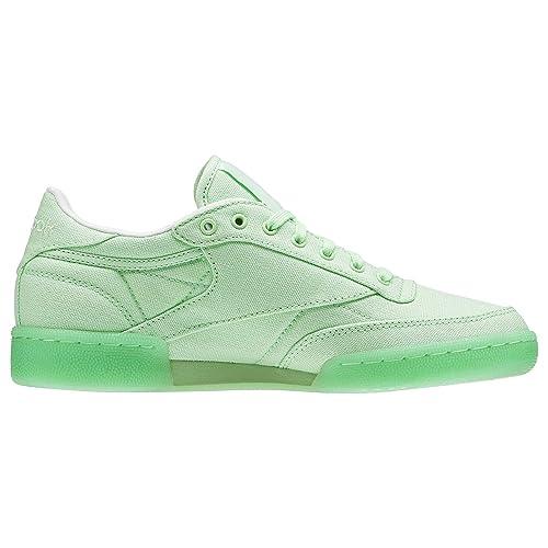 7075181486e Reebok Women s Club C 85 Canvas Running Shoe