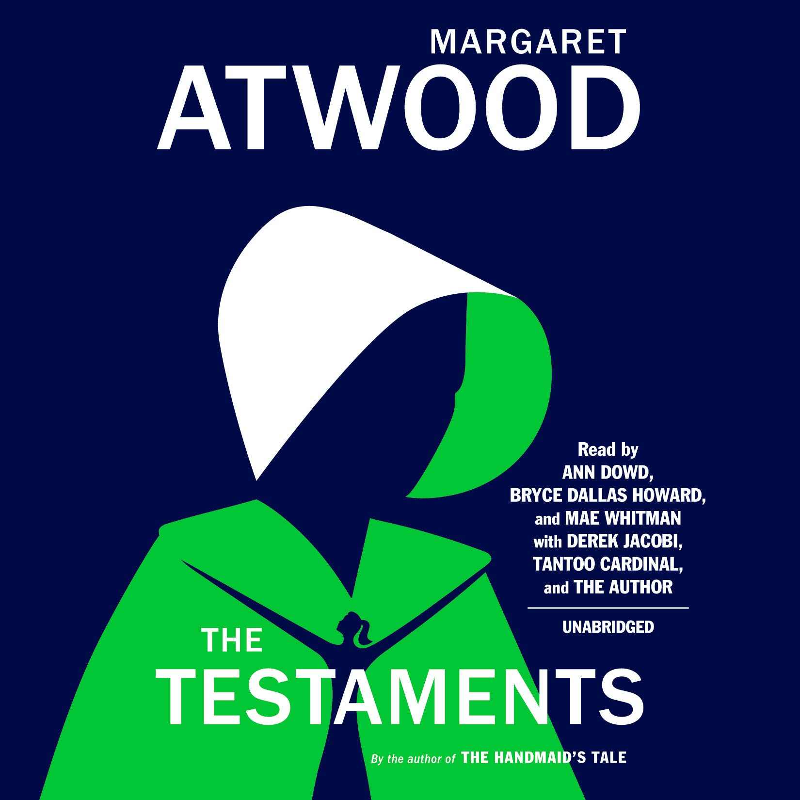 The Testaments: The Sequel to The Handmaid's Tale by Random House Audio