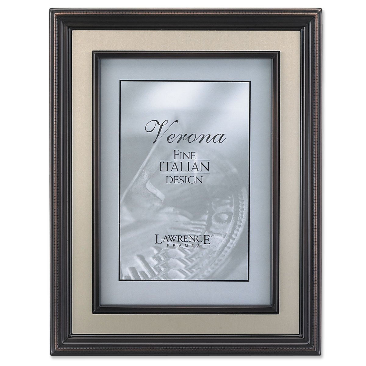 Amazoncom Lawrence Frames 4 By 6 Inch Oil Rubbed Bronze Picture
