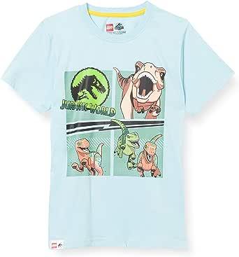 LEGO Jurassic World T-Shirt Camiseta para Niños