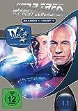 Star Trek - Next Generation - Season 1.1 (3 DVDs)