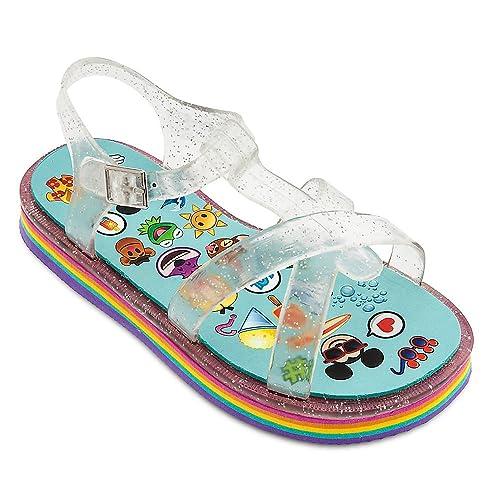 3e292f8c0 Disney Emoji Flip Flops for Kids Size 9