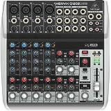 Behringer Q1202USB - Mezclador de 12 canales