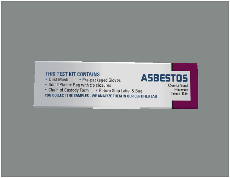 Amazon.com: Schneider Labs Asbestos 1 PK Test Kit (5 Bus. Days ...
