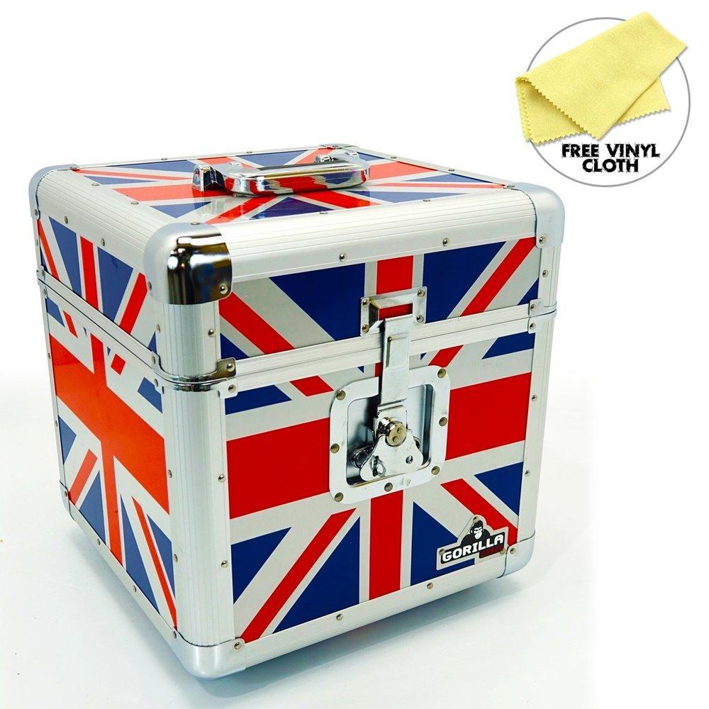 Caja almacenamiento vinilos portablehttps://amzn.to/2QE8EHA