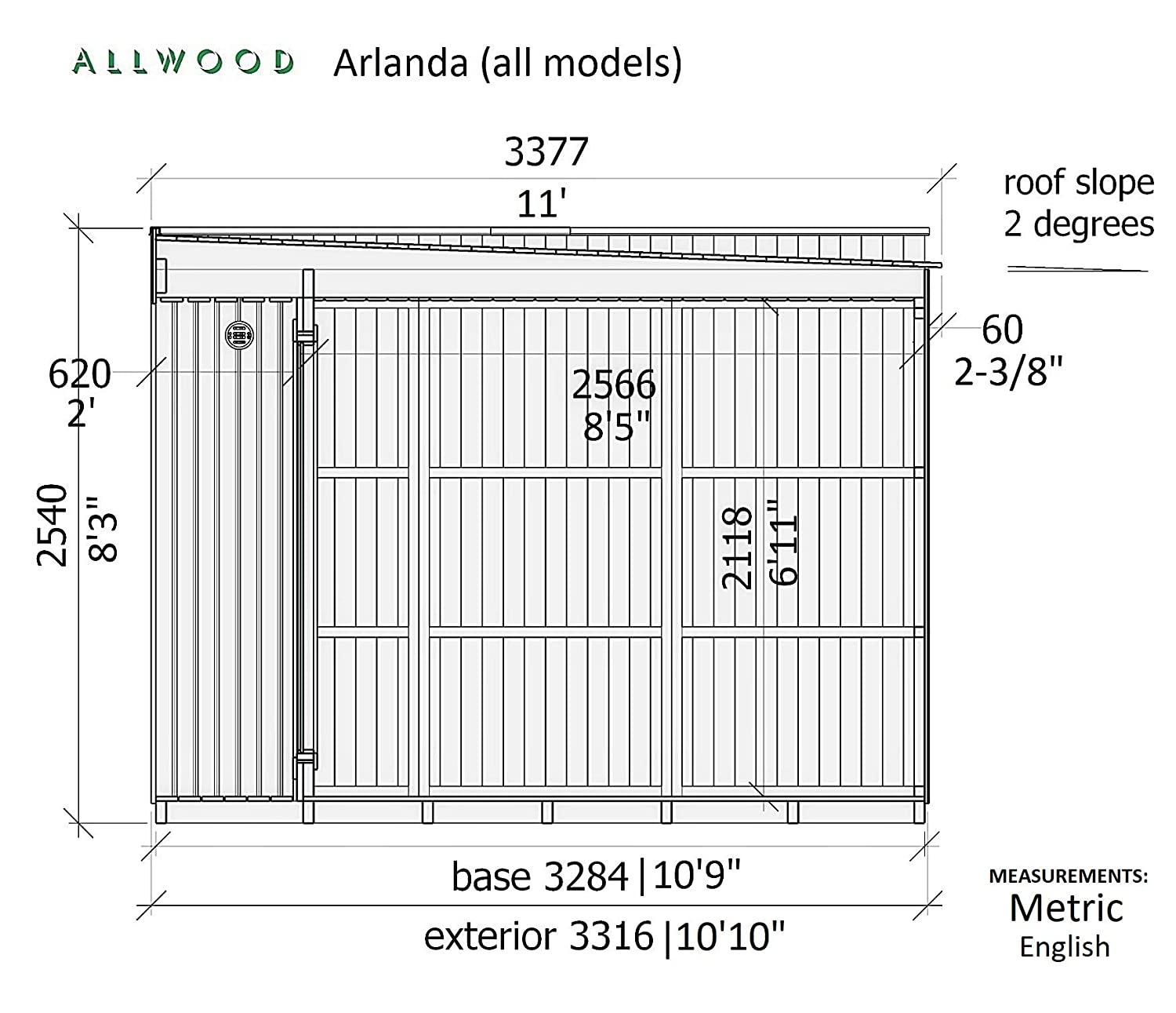 Tiny House Plans Do It Yourself: Amazon Sells A DIY Tiny House Kit You Can Build Yourself