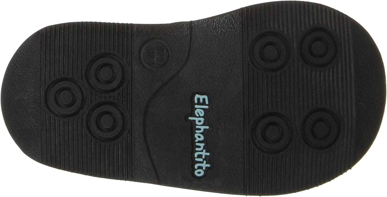 Elephantito Kids Boy with Velcro-K Boat Shoe